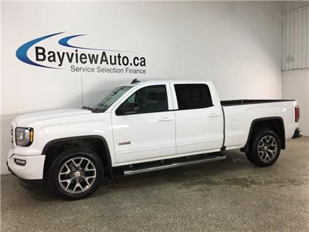 2018 GMC Sierra 1500 SLT (Stk: 37303W) in Belleville - Image 1 of 29