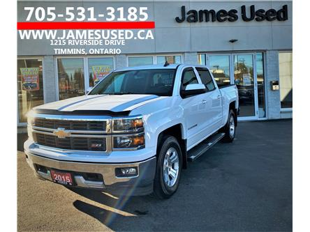 2015 Chevrolet Silverado 1500 1LT (Stk: N20427A) in Timmins - Image 1 of 14