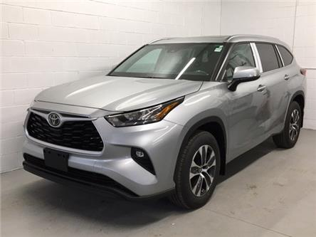 2021 Toyota Highlander XLE (Stk: TX014) in Cobourg - Image 1 of 10
