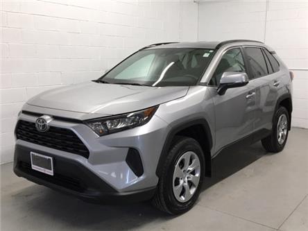 2021 Toyota RAV4 LE (Stk: TX013) in Cobourg - Image 1 of 10