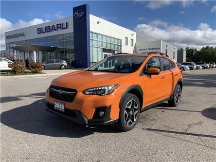 2018 Subaru Crosstrek Limited (Stk: LP0465) in RICHMOND HILL - Image 1 of 13