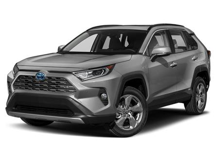 2021 Toyota RAV4 Hybrid Limited (Stk: 213029) in Regina - Image 1 of 9