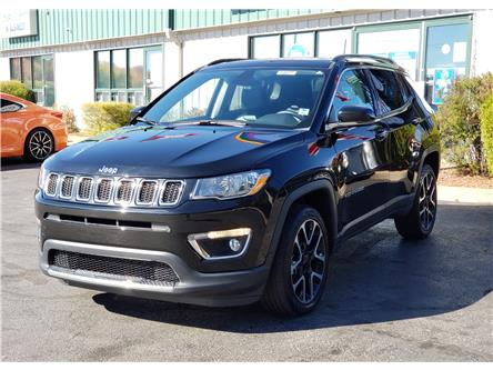 2019 Jeep Compass Limited (Stk: 10877) in Lower Sackville - Image 1 of 28