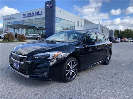 2018 Subaru Impreza Sport (Stk: LP0464) in RICHMOND HILL - Image 1 of 16