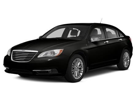 2014 Chrysler 200 Touring (Stk: 0699AA) in Sudbury - Image 1 of 10