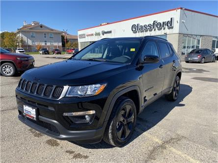 2021 Jeep Compass Altitude (Stk: 21-012) in Ingersoll - Image 1 of 20