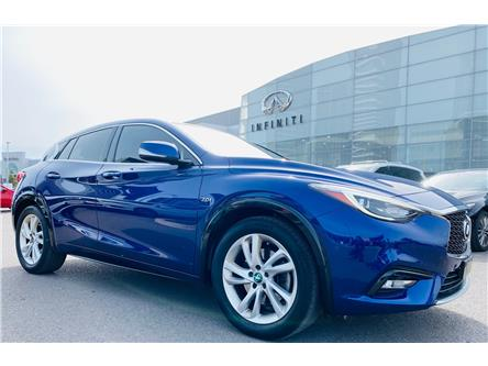 2017 Infiniti QX30 Base (Stk: U16701A) in Thornhill - Image 1 of 22