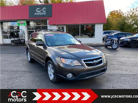 2009 Subaru Outback PZEV (Stk: ) in Cobourg - Image 1 of 20