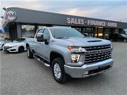 2020 Chevrolet Silverado 3500HD LTZ (Stk: 20-186534) in Abbotsford - Image 1 of 16