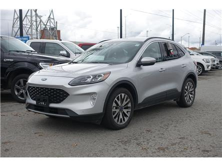 2020 Ford Escape Titanium Hybrid (Stk: 958490) in Ottawa - Image 1 of 15