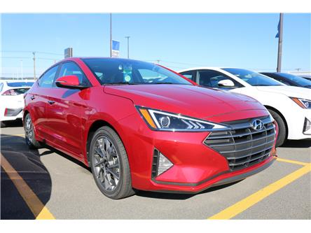 2020 Hyundai Elantra Luxury (Stk: 02204) in Saint John - Image 1 of 11