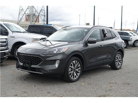 2020 Ford Escape Titanium Hybrid (Stk: 958650) in Ottawa - Image 1 of 14