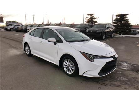 2021 Toyota Corolla LE (Stk: 210003) in Calgary - Image 1 of 25