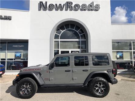 2019 Jeep Wrangler Unlimited Rubicon (Stk: 25102P) in Newmarket - Image 1 of 13