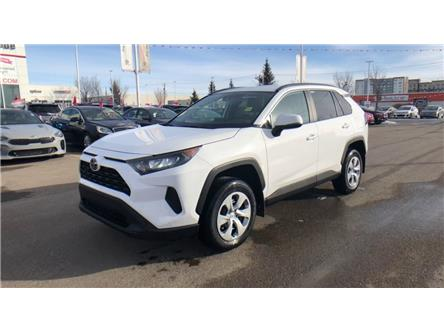 2021 Toyota RAV4 LE (Stk: 210041) in Calgary - Image 1 of 19