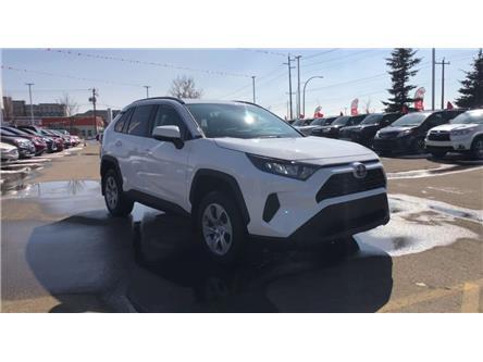 2021 Toyota RAV4 LE (Stk: 210049) in Calgary - Image 1 of 25