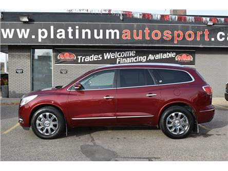 2016 Buick Enclave Leather (Stk: PP774) in Saskatoon - Image 1 of 24