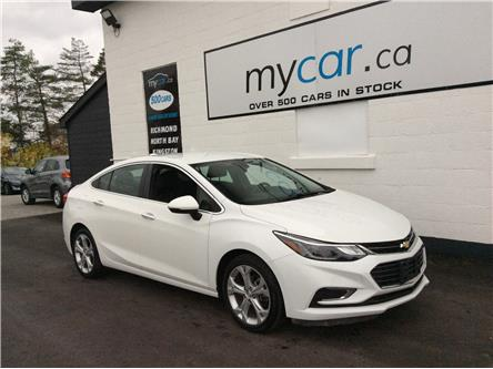 2018 Chevrolet Cruze Premier Auto (Stk: 201059) in North Bay - Image 1 of 20