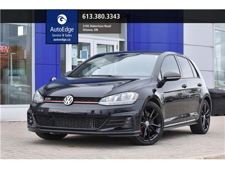 2018 Volkswagen Golf GTI 5-Door (Stk: A0358) in Ottawa - Image 1 of 29