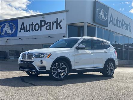 2015 BMW X3 xDrive28i (Stk: 15-58031PC) in Barrie - Image 1 of 30