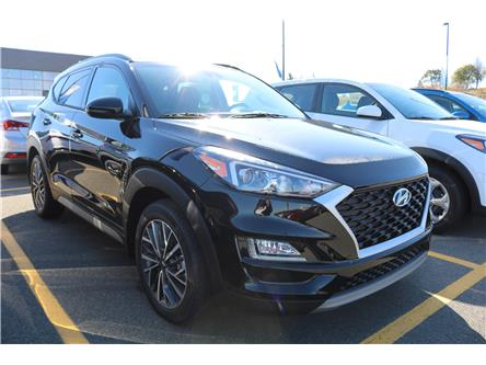2021 Hyundai Tucson Preferred w/Trend Package (Stk: 17092) in Saint John - Image 1 of 3