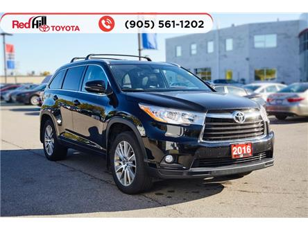 2016 Toyota Highlander XLE (Stk: 16925A) in Hamilton - Image 1 of 24