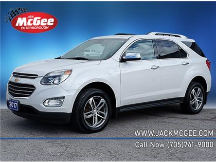 2017 Chevrolet Equinox Premier (Stk: 20621A) in Peterborough - Image 1 of 22