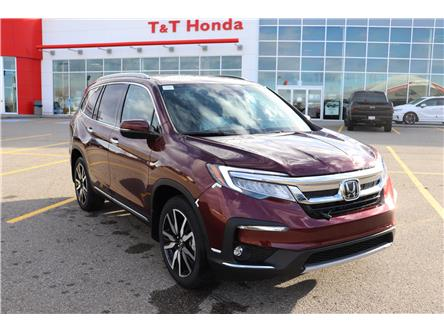 2021 Honda Pilot Touring 7P (Stk: 2210021) in Calgary - Image 1 of 10
