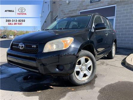 2006 Toyota RAV4 V6 AWD ROOF RACK, ABS, TILT, KEYLESS, POWER GROUP, (Stk: 48214A) in Brampton - Image 1 of 23