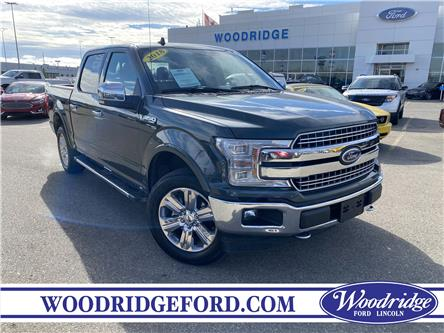 2018 Ford F-150 Lariat (Stk: 17637) in Calgary - Image 1 of 22
