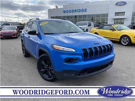 2018 Jeep Cherokee Sport (Stk: L-1333B) in Calgary - Image 1 of 20
