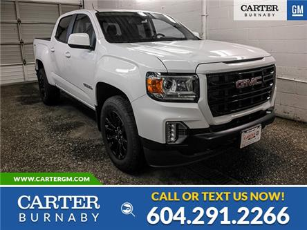 2021 GMC Canyon Elevation (Stk: 81-16350) in Burnaby - Image 1 of 9