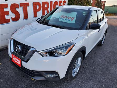 2020 Nissan Kicks S (Stk: 20-536) in Oshawa - Image 1 of 14