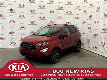 2018 Ford EcoSport SES (Stk: 22468A) in Edmonton - Image 1 of 29