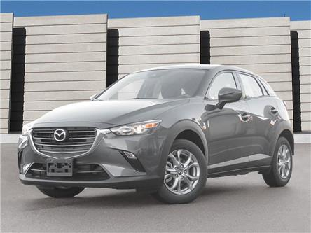 2021 Mazda CX-3 GS (Stk: 21352) in Toronto - Image 1 of 23