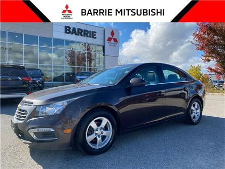 2015 Chevrolet Cruze  (Stk: 00596A) in Barrie - Image 1 of 25