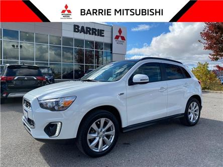 2015 Mitsubishi RVR GT (Stk: 00614) in Barrie - Image 1 of 29