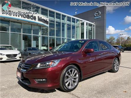 2013 Honda Accord SPORT (Stk: 14529A) in Newmarket - Image 1 of 30