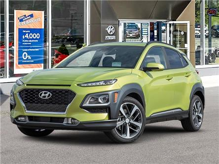 2020 Hyundai Kona 1.6T Ultimate w/Lime Colour Pack (Stk: 120-133) in Huntsville - Image 1 of 23