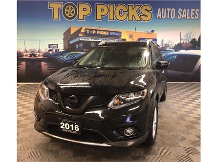 2016 Nissan Rogue SV (Stk: 802891) in NORTH BAY - Image 1 of 26