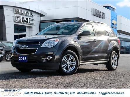 2015 Chevrolet Equinox 2LT (Stk: 269897A) in Etobicoke - Image 1 of 25