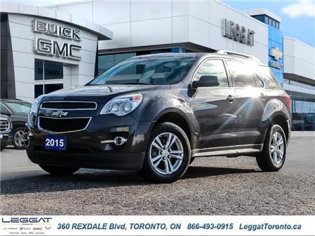 2015 Chevrolet Equinox 2LT (Stk: 269897A) in Etobicoke - Image 1 of 25