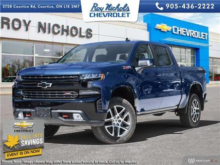 2021 Chevrolet Silverado 1500 LT Trail Boss (Stk: 72007) in Courtice - Image 1 of 23