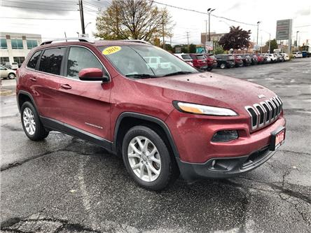 2016 Jeep Cherokee North (Stk: 21048A) in Windsor - Image 1 of 12