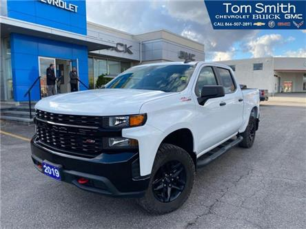 2019 Chevrolet Silverado 1500 Silverado Custom Trail Boss (Stk: 200624A) in Midland - Image 1 of 17
