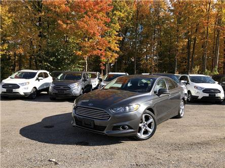 2016 Ford Fusion SE (Stk: 20-00400RHC) in Barrie - Image 1 of 16