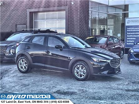 2019 Mazda CX-3 GS (Stk: 29978A) in East York - Image 1 of 30