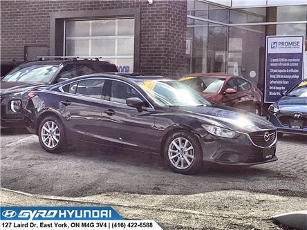 2017 Mazda MAZDA6 GS (Stk: H6085) in Toronto - Image 1 of 30