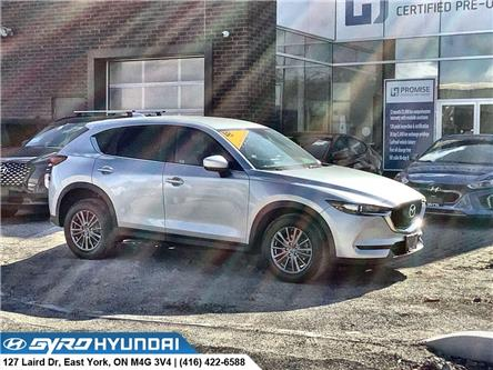 2018 Mazda CX-5 GS (Stk: H6093) in Toronto - Image 1 of 28