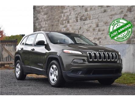 2015 Jeep Cherokee Sport (Stk: B6514) in Kingston - Image 1 of 22